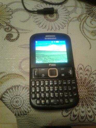 Samsung c5212 duos - Azerbejdžan: Upotrebljen Samsung E2222 Duos crno
