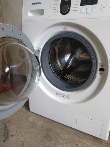 audi a8 6 w12 - Azərbaycan: Washing Machine Samsung 6 kq