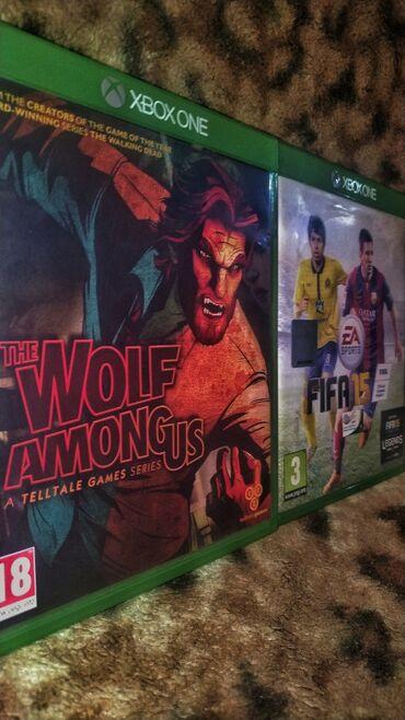 Лицензионные игры для Xbox one. Оба в идеале (местоположение Кант)