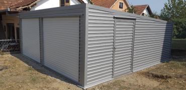 Garaže - Srbija: Garaze - Montažne garaže modernog dizajna i vrhunskog kvaliteta