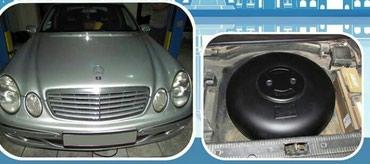 Sumqayıt şəhərində Mercedes-Benz