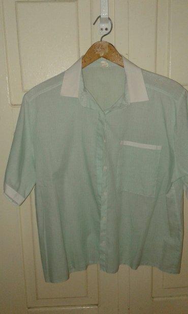 Мужская рубашка. размер 48 в Бишкек