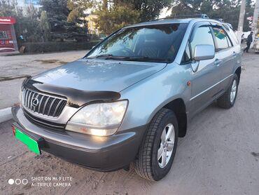 Lexus - Кыргызстан: Lexus RX 3 л. 2002 | 200000 км