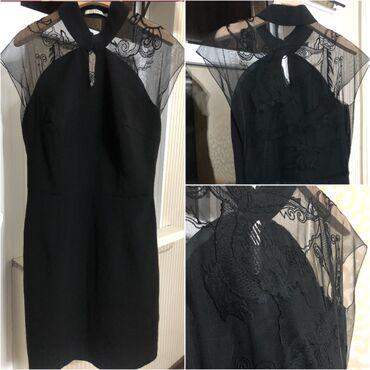 платье миди в Кыргызстан: Платье Vipart. Новое одевала один раз. Открытая спина. Длина миди