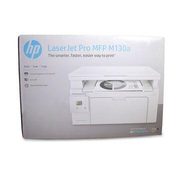 *&Printer Hp Laserjer Pro MFP M130a 275 aznSay var. İşləməyinə