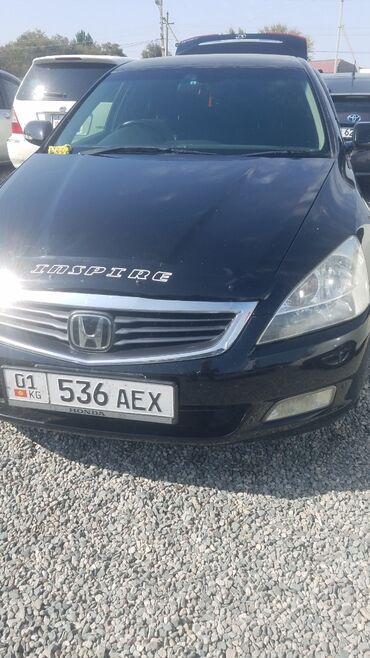черная honda в Кыргызстан: Honda Inspire 3 л. 2004 | 200 км