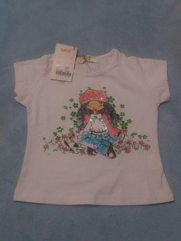 Продаю новую футболку на девочку, 2-3 года. 150 сомов в Кок-Ой
