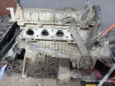 Автозапчасти в Каракол: Голф 4 двигател на запчаст 1400 обем