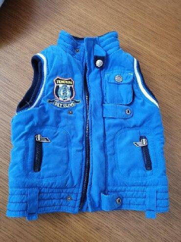 верхняя одежда для мальчиков эрдэнэт в Азербайджан: Kurtk ichi isti 18-24 teze kimi Куртка жилетка как новая, для мальчика