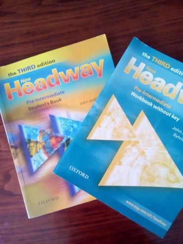 Headway Pre-Intermediate treće izdanje, knjiga i radna sveska za I i - Sabac
