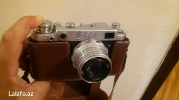 Sssr-i istehsali olan fotoaparat fed 2. Isteyen varsa buyursun. в Xırdalan