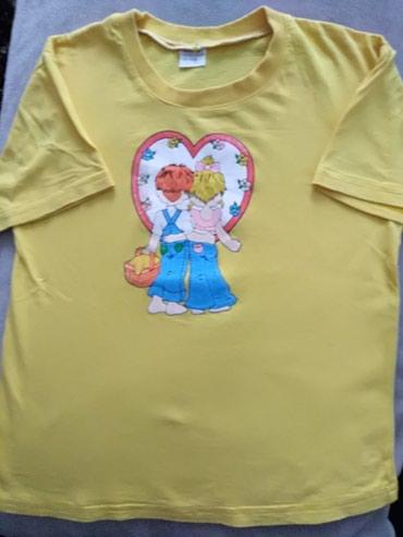 Majica decija pamucna za uzrast 4-5.god. - Prijepolje
