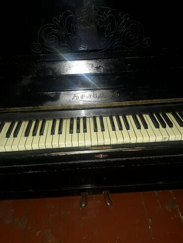 digital piano - Azərbaycan: Salam. Sirvan seherinde pianino satilir . Qiymeti 200 azn real alici o