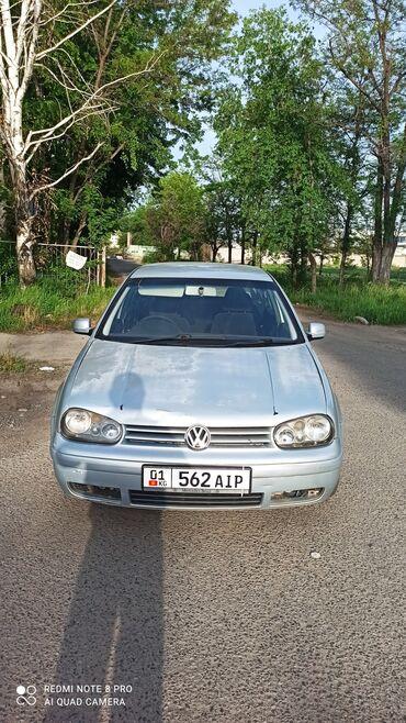 продажа авто гольф 4 в Кыргызстан: Volkswagen Golf 2 л. 2000
