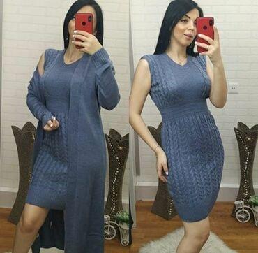 Dress Sərbəst biçimli 9Fashion Woman XL