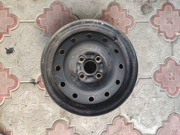 r14 диски в Кыргызстан: Диск железный R14 TOYOTA PASSO ровный не варенный не катанный 4х