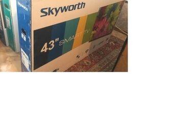 Распродажа новых и бу телевизоров 50 дюймов smart 4KВ связи с
