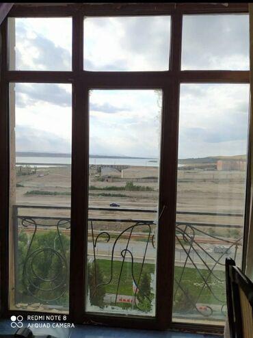Plastik baklar qiymeti - Azərbaycan: Plastik pencere 2,45eni 2 metr unvan xirdalan qiymeti 200 azn (fatoş)