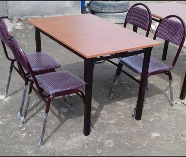 Masa və oturacaqlar в Bakı