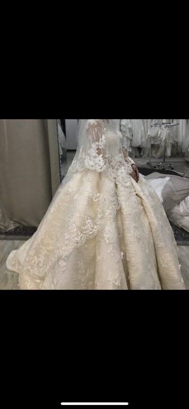 Свадебное платье английского бренда! в Бишкек