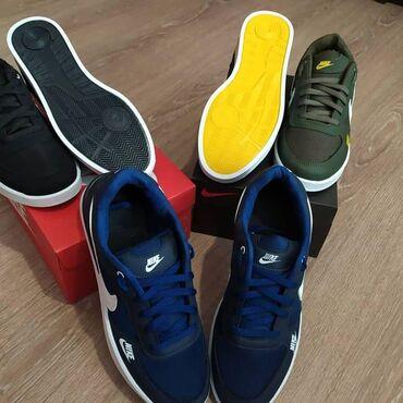 Кроссовки и спортивная обувь в Кыргызстан: Nike кеды. Качественная спортивная обувь из Турции . Продажа оптом и в