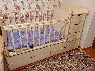 Продаю детскую кровать трансформер до 12 лет, в хорошем
