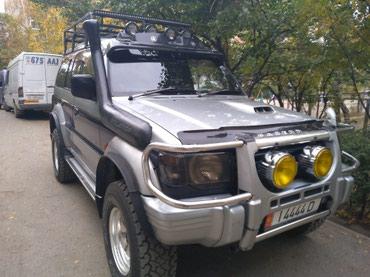 Mitsubishi Pajero 1996 в Каракол