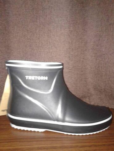 петли резиновые для фитнеса в Кыргызстан: Продаю новые резиновые сапоги 39 р. фирмы Tretorn. Оригинал. С