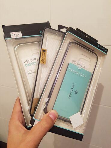 Чехлы Samsung Galaxy S7 edgeЗа все 3 чехла всего 300с Фирма Baseus1шт