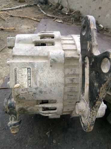 Продам стартер и генератор от Мазды Кронос оригинал в Лебединовка