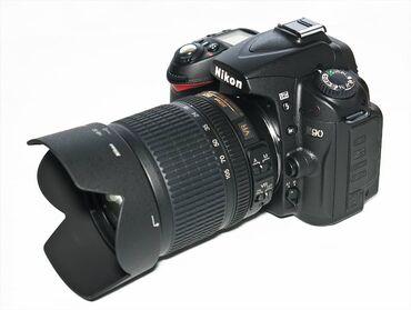 Nikon D90.Продам фотоаппарат nikon d90 dslr. в хорошем состоянии, бе