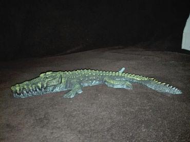 Krokodil,ukras za akvarijum - Kragujevac
