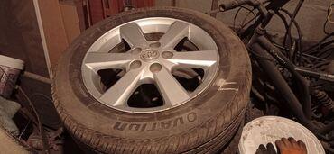 Транспорт - Тынчтык: Диски R16 Toyota оригинал 3шт.Не битый, не крашенный,в хорошем