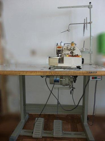 yamata tikis masini в Кыргызстан: СРОЧНО!!! Продаю производственные машинки: прямая строчка (MARK) и