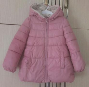 BENETTON zimska jaknica za devojcice - Belgrade