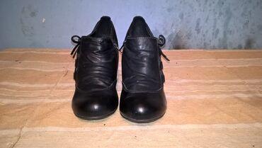 Bez cipele - Srbija: Zenske cipele broj 40-duzina gazista je 25.5 cm.- bez ostecenja