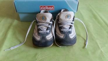 CICIBAN patike-cipelice br. 18 polovne i ocuvane ali sa vidljivim - Petrovac na Mlavi