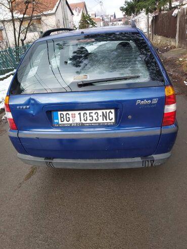 Bmw 2 серия 220d мт - Srbija: Fiat Palio 1.2 l. 2002 | 157000 km