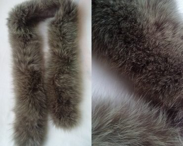 Novo krzno za kaput/jaknu prirodno 90cm - Belgrade