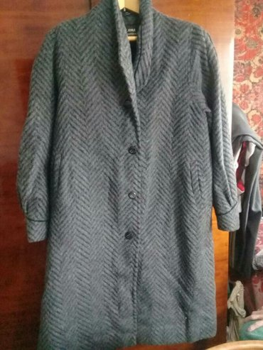Пальто женское тёплое,р. 52-54 в Лебединовка