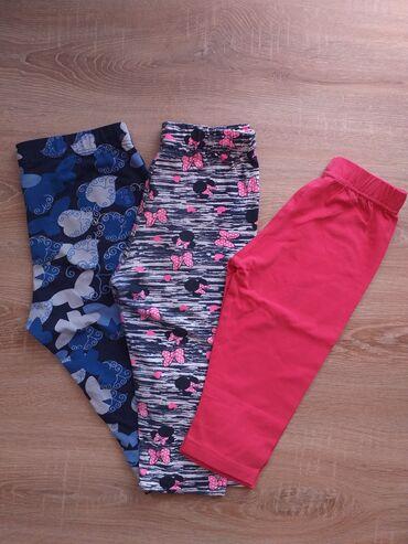 Ostala dečija odeća | Obrenovac: 3 para dečijih bermudica vel.14Plave i roze su potpuno nove, nisu