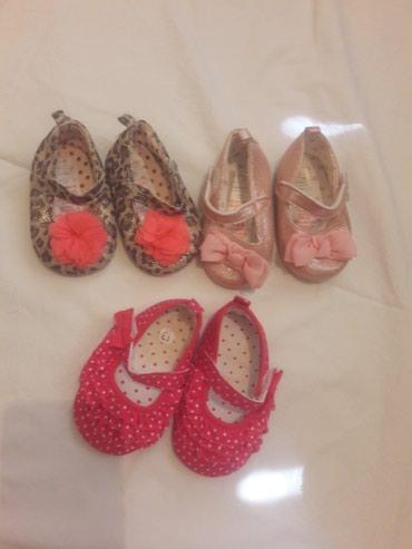 Nehodajuce cipelice za devojcice cena za sva tri para - Tutin