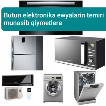 qedimi esyalarin alisi в Азербайджан: Ремонт | Холодильники, морозильные камеры | С выездом на дом