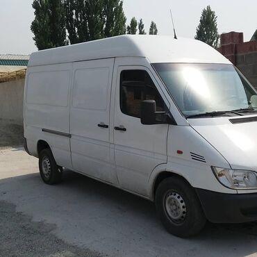 Работа в кара балте водитель - Кыргызстан: Ищу работу на ночь. Есть грузовой спринтер