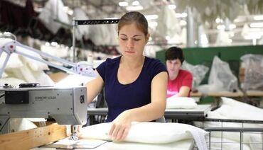 Требуются швеи  на постоянную работу  Хорошие условия для работы