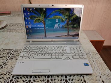 Ноутбук vaio i3 подходит почти для всего