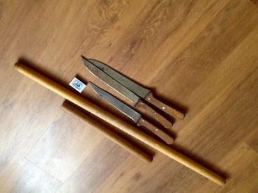 Нож жиловочный и скалка в Бишкек