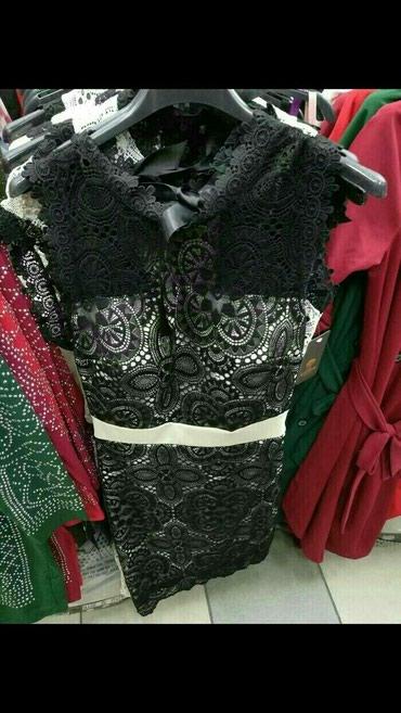 ×NOVO sa etiketom svi artikli divna moderna cipkana haljina - Beograd - slika 4