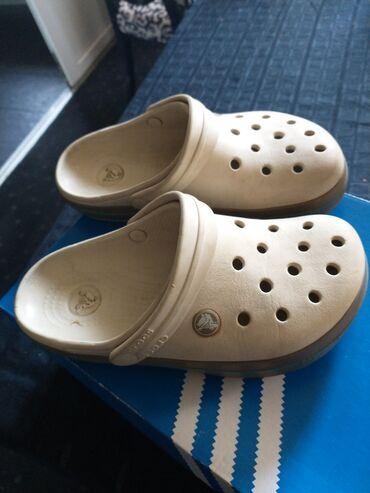 Fishbone-bez-mana - Srbija: Crocs original odlicne bez mane vl 6