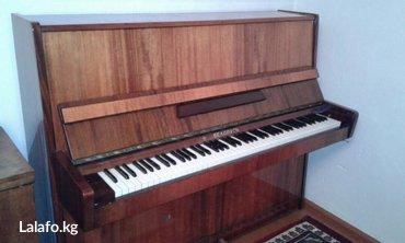 продаю пианино беларусь в хорошем состоянии в г. балыкчы. цвет в Балыкчы